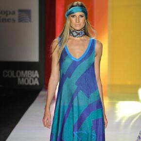 La diseñadora colombiana Pepa Pombo sigue cautivando con su estilo