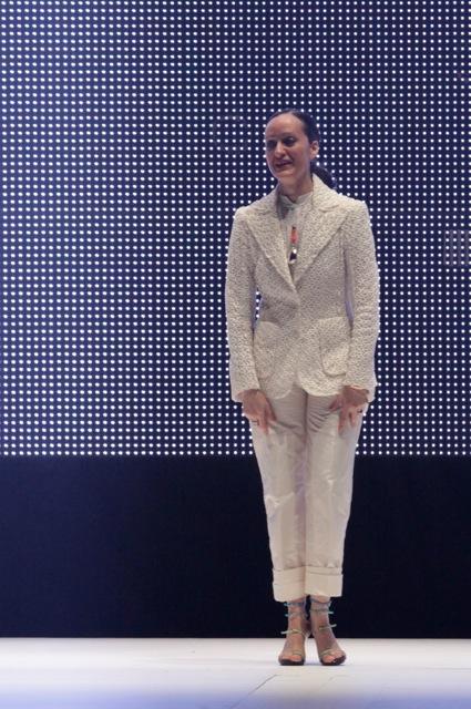Isabel Todelo desfile de modas Puerto Rico