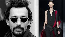La moda de Haider Ackermann en Colombiamoda 2013