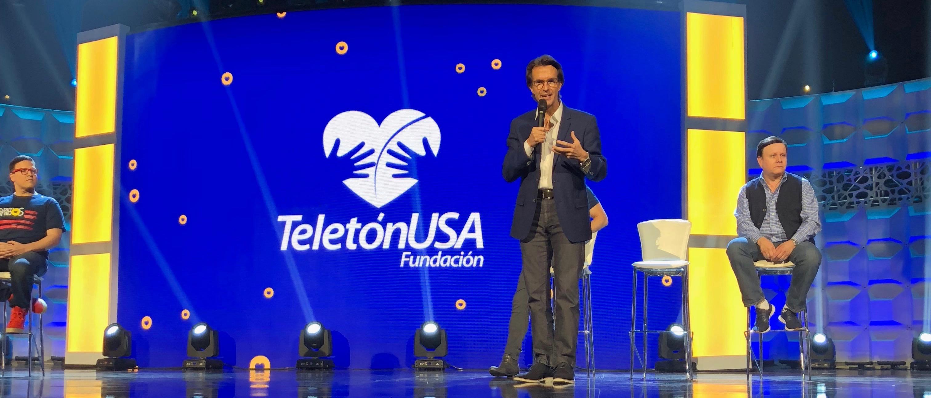 Fernando Landeros, la imagen detrás de la fundación Teletón USA y Teletón México