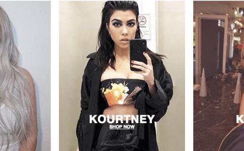 Conoce las razones del cierre de las tiendas DASH, de las hermanas Kardashian