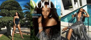 Rihanna habla de Drake en Vogue