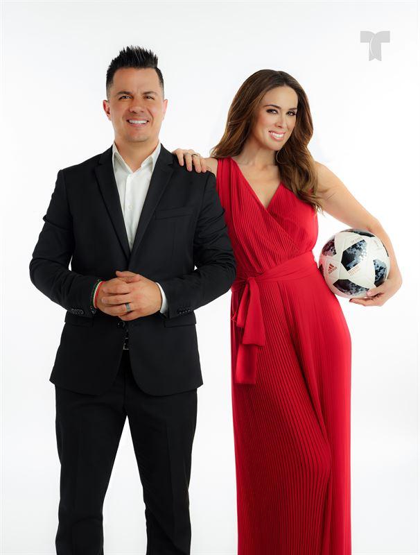 Jacky y Karim Viva el Mundial