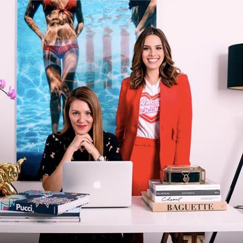 Stitch Lab Miami Karina Rosendo y Andrea Chediak