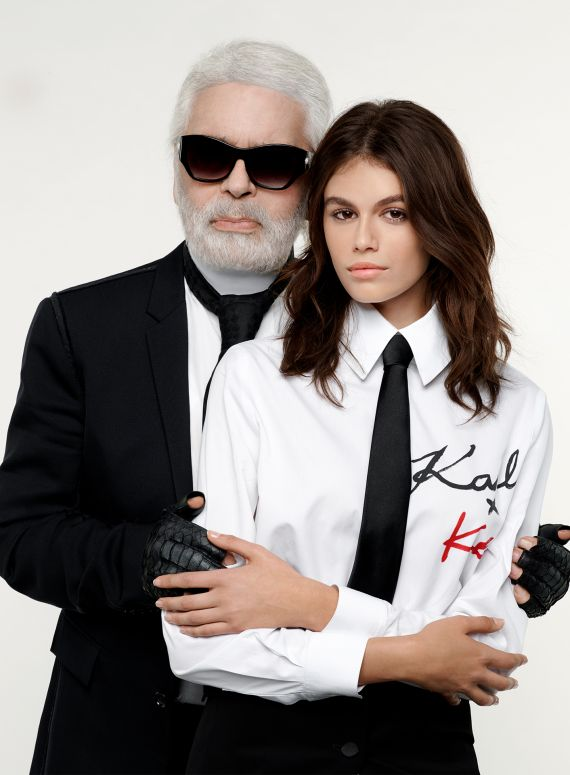 Karl Lagerfeld by Chanel
