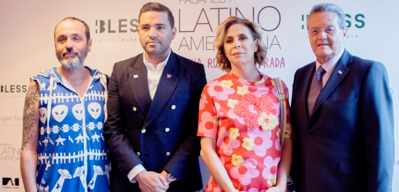 Pasarela Latinoamericana Fashion Vitrine