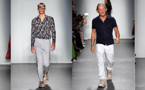 Custo Barcelona renueva su marca y relanza la colección para hombre en NYFW