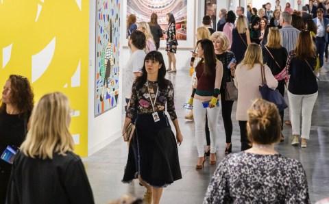 Art Basel Miami Beach 2019 comienza la cuenta regresiva