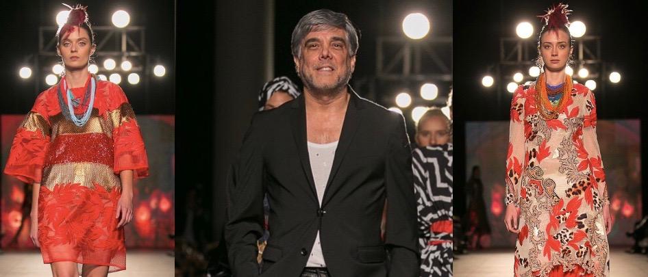 Fabrizio Célleri, embajador de la moda hecha en Ecuador