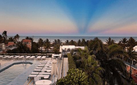 Cinco lugares donde hospedarte en Miami durante Art Basel