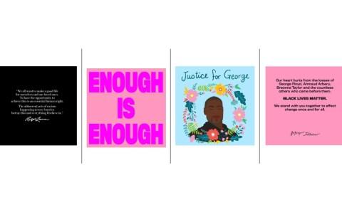 #BlackLivesMatter Algunos diseñadores se atreven y alzan su voz