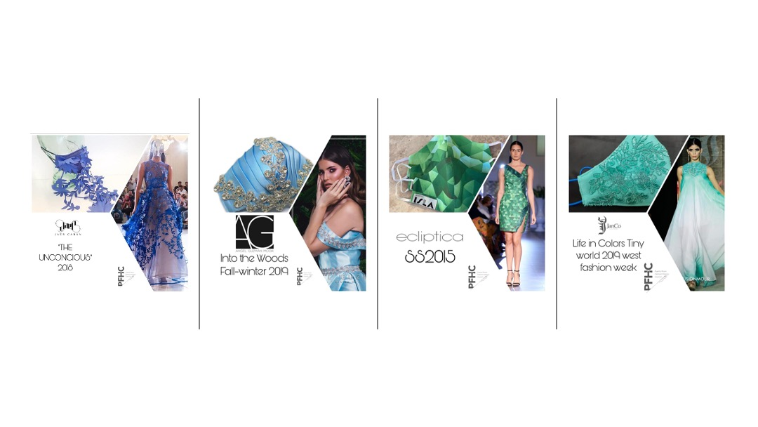 'Fashion Mask 2020', la primera exposición digital de moda de Puerto Rico