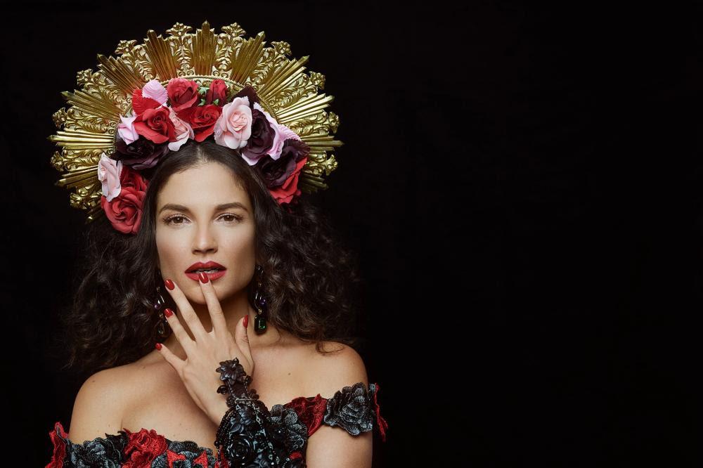 Natalia Jiménez y su amor por México hecho canción