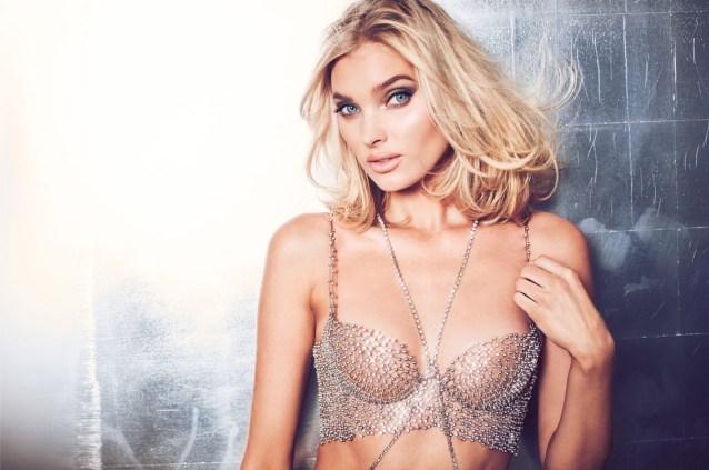 Elsa Hosk Victorias Secret Dream Angels Fantasy Bra 2018 Promo Shot of bralette