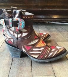 JESSIE Western Embroidered boots