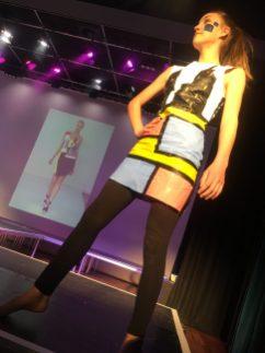 NHSG Fashion Show Mondrian 1