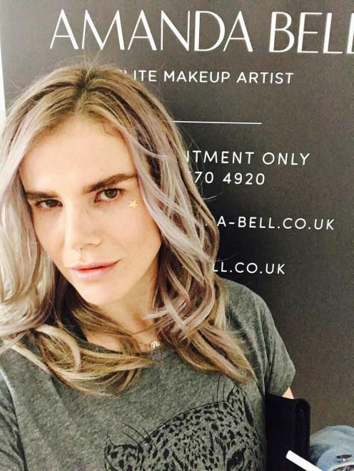 Amanda Bell Makeup Studio VIP Launch Pixie Tenenbaum