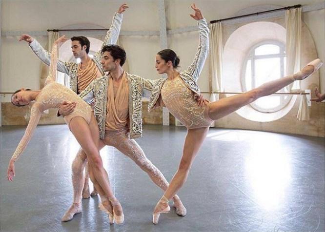 Balmain Ballet Opera Paris 2