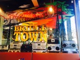 Turtle Bay Middlesbrough Boombox Wall