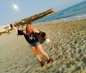 Pixie Tenenbaum Sant Tomas Boho Beach Outfit Post