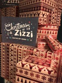 Zizzi Intu Metrocentre Christmas