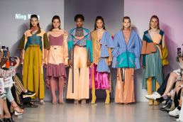 The Programme for Fashion & Textile Design at Winchester School of Art Graduate Design Runway Show June 2018