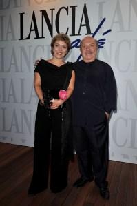 Lino Banfi and Rosanna Banfi