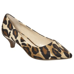Mossimo Kitten-Hell Pumps