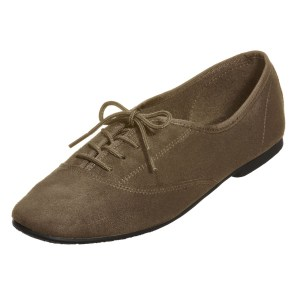 Xhilaration Faux-Suede Oxfords