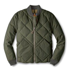 The 1936 Skyliner Model Cotton Twill Down Jacket for 2011
