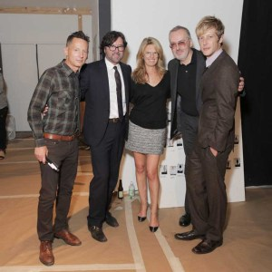 Jim Nelson, Billy Reid, Madeline Weeks, Jim Moore, Gabriel Mann
