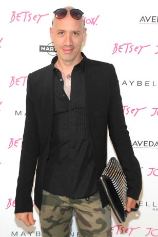 BETSEY JOHNSON Spring 2013 Show & Birthday Bash