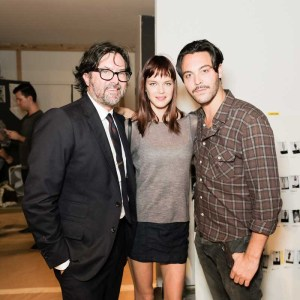 Billy Reid, Shannan Click, Jack Huston