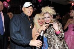 Steve Madden, Betsey Johnson, Cyndi Lauper