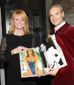 Cheryl Tiegs and Cameron Silver