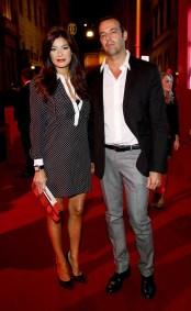 Ilaria d'Amico and Rocco Attisani