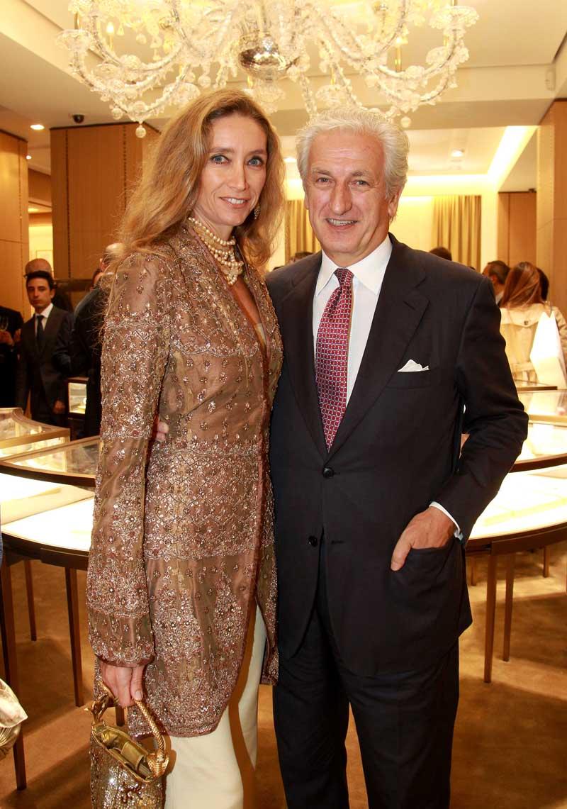 Laura Morino Teso and Adriano Teso