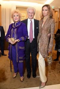 Marinella Di Capua, Adriano Teso and Laura Morino Teso
