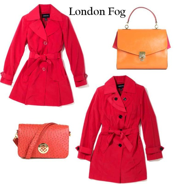 London Fog Collage