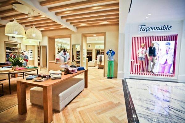 Boutique Faconnable TAKASHIMAYA 3