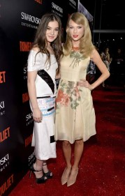 Hailee Steinfeld; Taylor Swift