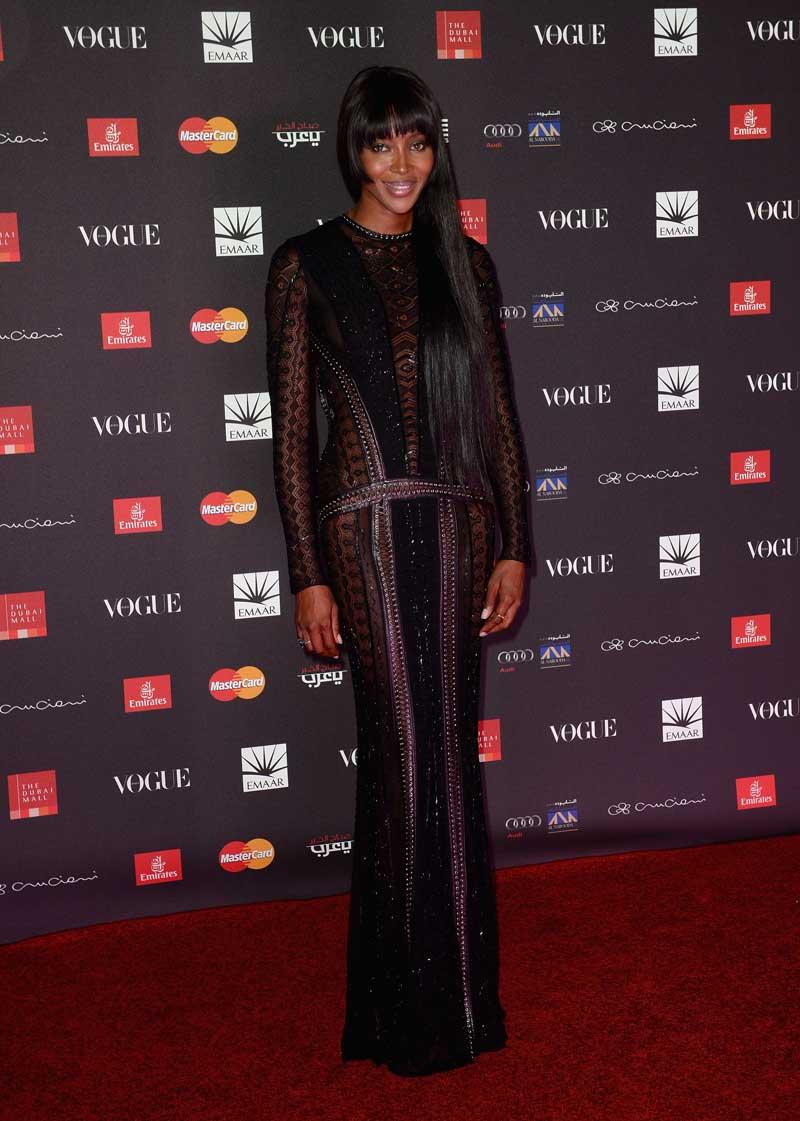 Vogue Fashion Dubai Experience - Gala Dinner Arrivals