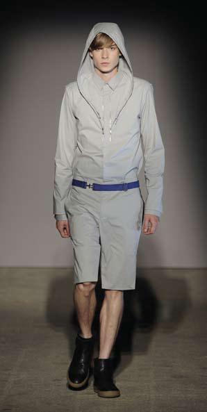Wooyoungmi Menswear Spring 2010