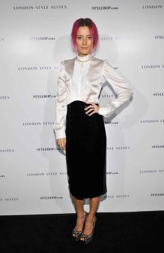 BRITISH FASHION COUNCIL AND STYLEBOP.com CELEBRATE LONDON STYLE SUITES WITH COCKTAIL PARTY HOSTED BY POPPY DELEVINGNE