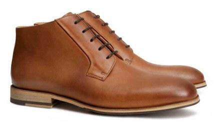 HM Leather shoe_$99