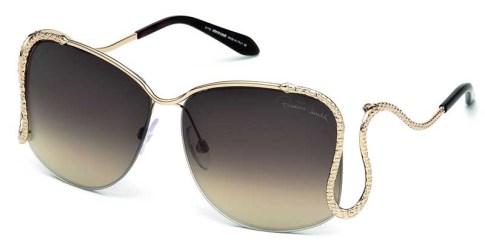 Rihanna in Roberto Cavalli sunglasses