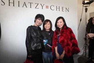 Xu Ruyun, Madame Wang and Tina Chen-1