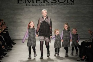 Emerson, February 7, 2014 NYFW Fall 2014 Lincoln Center