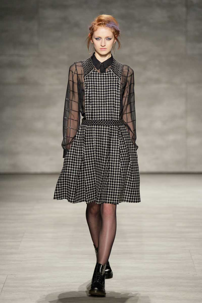 Emerson, February 7, 2014 NYFW Fall 2014 Lincoln Center