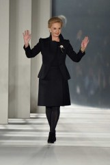 Mercedes-Benz Fashion Week Fall 2014 - Official Coverage - Best Of Runway Day 5